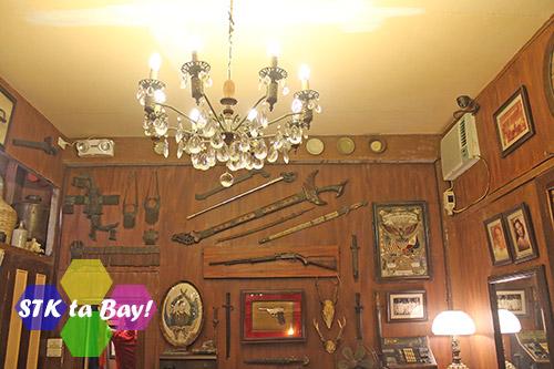 Interior decorations at STK ta Bay!