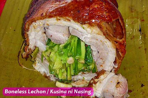 Kusina ni Nasing's Boneless Lechon