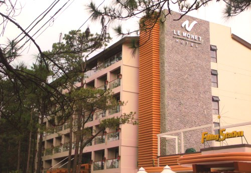 Le Monet Hotel in Camp John Hay is one of the most recommended hotel in Baguio City