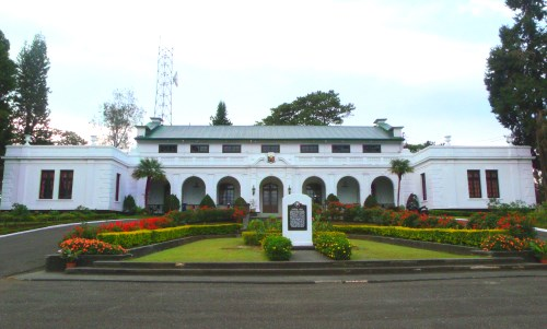 The Mansion: The official residence of the President of the Republic of the Philippines in the north