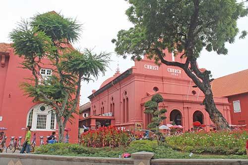 St. Francis Xavier Church Malacca