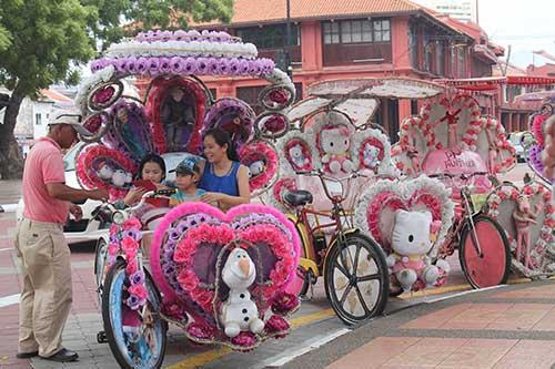 Malacca Sidecar Tour