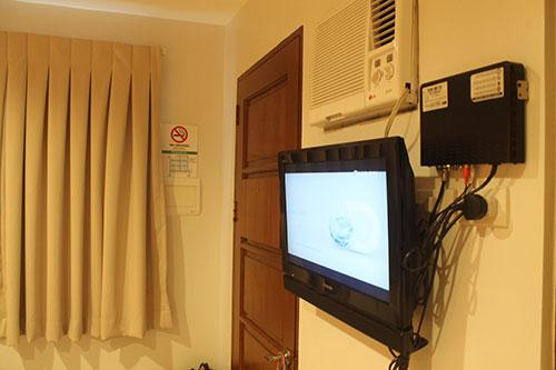 Escario Central Hotel room