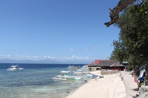 Panagsama Beach, Moalboal