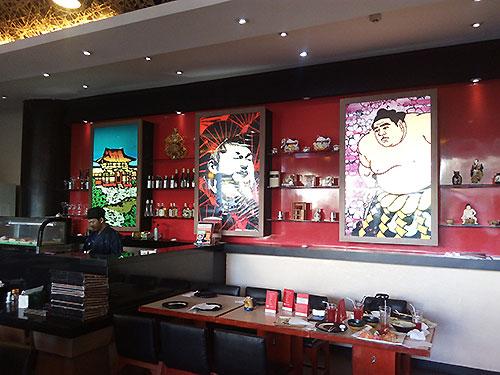 Sumo Sam Ayala Center Cebu Bar