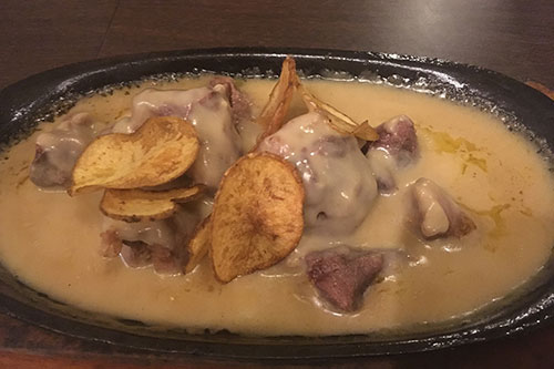 All-meat Pochero