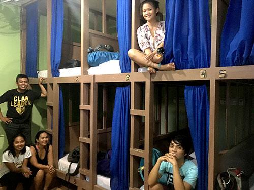Malapascua budget Inn Dorm Room