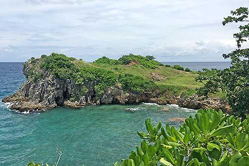 Malapascua Island's Lapus Lapus Cliff