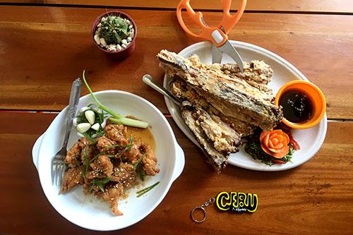 Yummy offers by Orange Karinderya