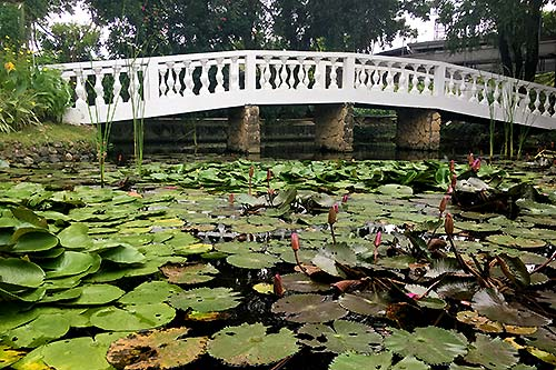 Montebello Villa Hotel Lagoon