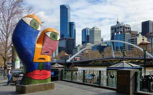 'Ophelia' Southgate, Melbourne