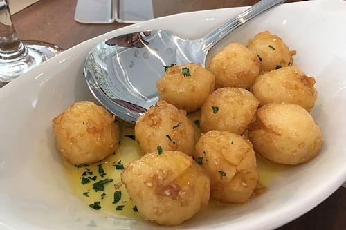 Rico's Lechon Garlicky Squid Balls