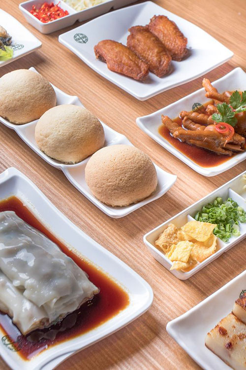 Tim Ho Wan's delicious offers