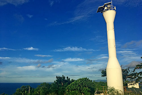 Apo Island Lighthouse