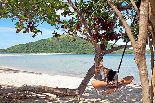 Bulobadiangan Island Swing