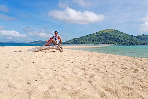 Bulobandiangan Island Sandbar