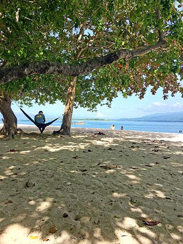 Police stationed at Santa Cruz Island Zamboanga