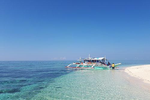 Apid Island of Cuatro Islas