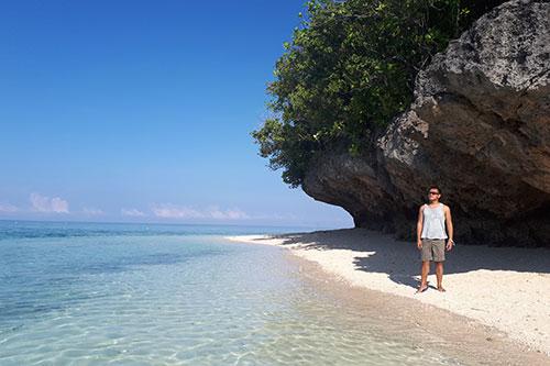 Mahaba Island of Cuatros Islas
