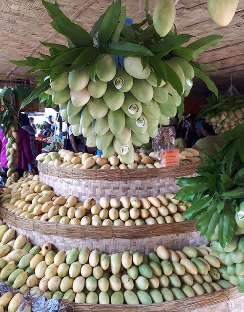 Manggahan Festival Guimaras