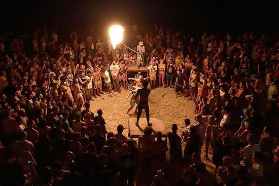 Full Moon Party at KoPha-Ngan