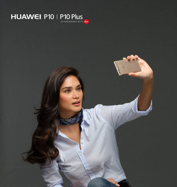 Pia Alonzo-Wurtzbach, new face of Huawei