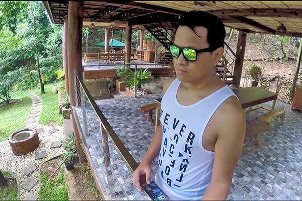 Ian Limpangog at Malumpati