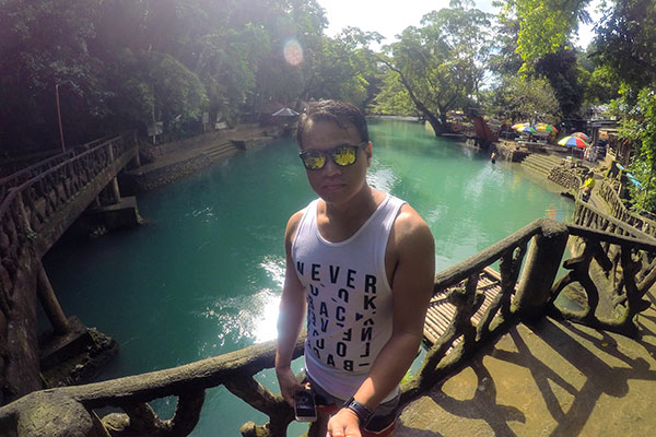 Malumpati Health Spring Resort Ian Limpangog