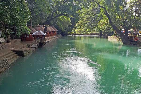 Malumpati Health Sprint Resort cabanas