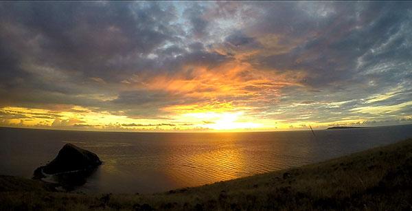Mararison Island sunset