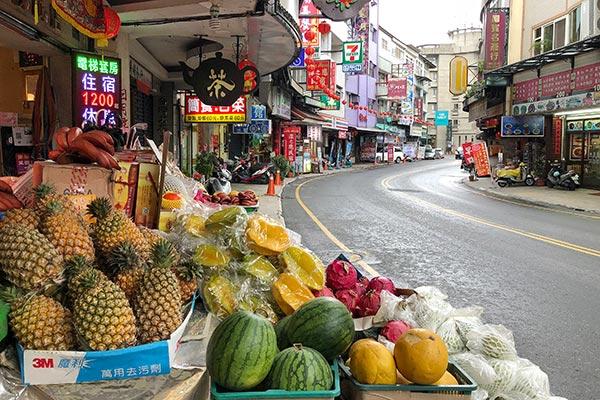 Zhongshan Road, Shuishe