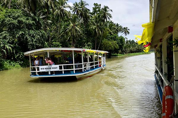 Dapitan River Cruise