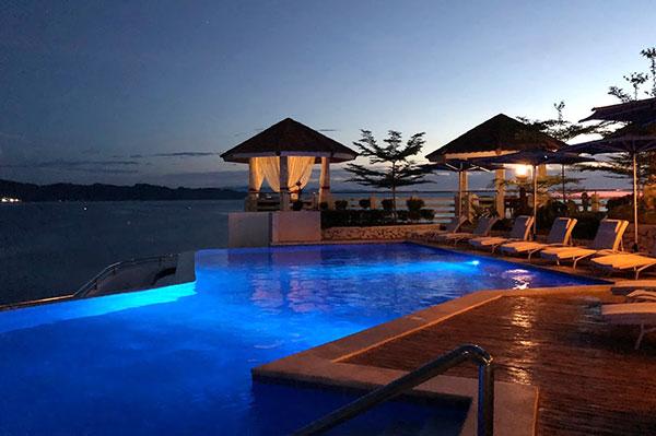 Villa Angelina Infinity Pool