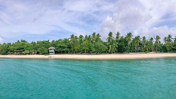Subic White beach Sorsogon