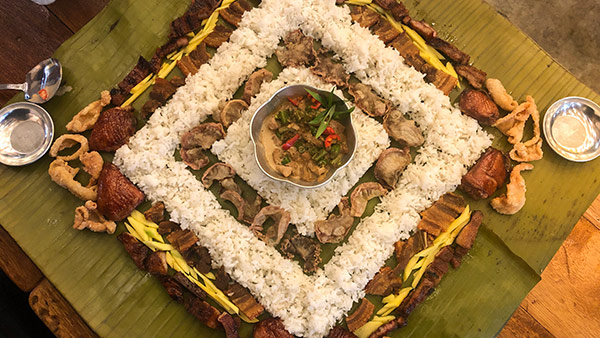 Boodle Art Meaty Lovers package