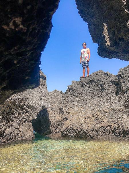 Byaring, Kinatarcan Island