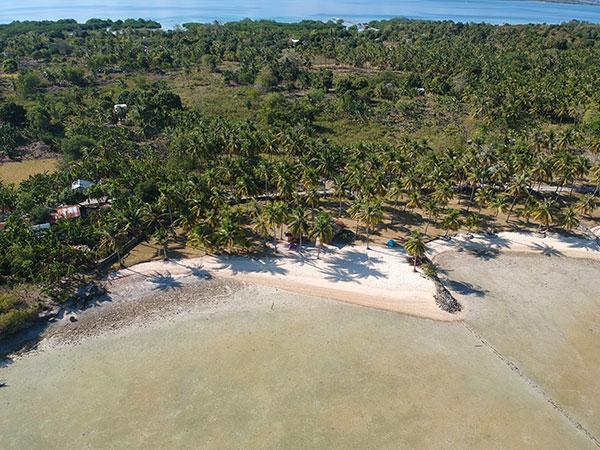 Paraiso de Antonio, Sipaway Island