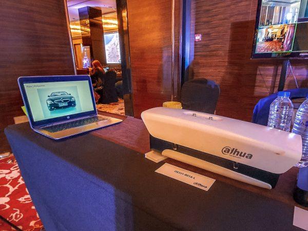 Advanced Dahua surveillance camera