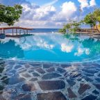 Antulang Beach Resort Infinity Pool
