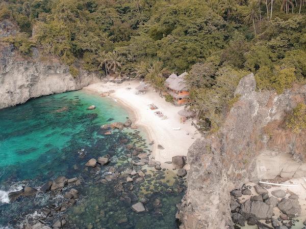 Apo Island in Dauin, Negros Oriental