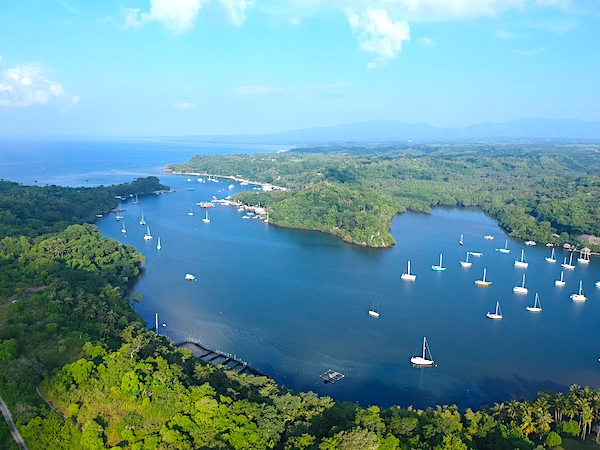Tambobo Bay in Siaton Negros Oriental