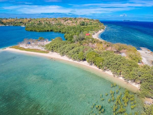 Turtle Island, Siit, Siaton, Negros Oriental