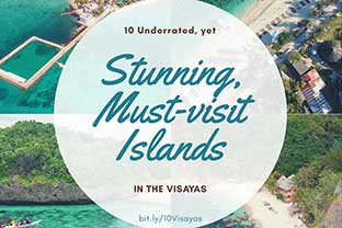 10 Underrated yet Stunning, Must-visit Islands in the Visayas