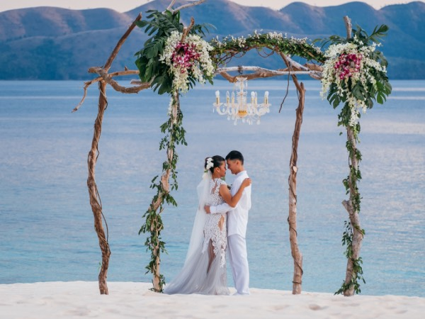 Club Paradise Palawan caters special wedding arrangement. Make that important moment more remarkable.