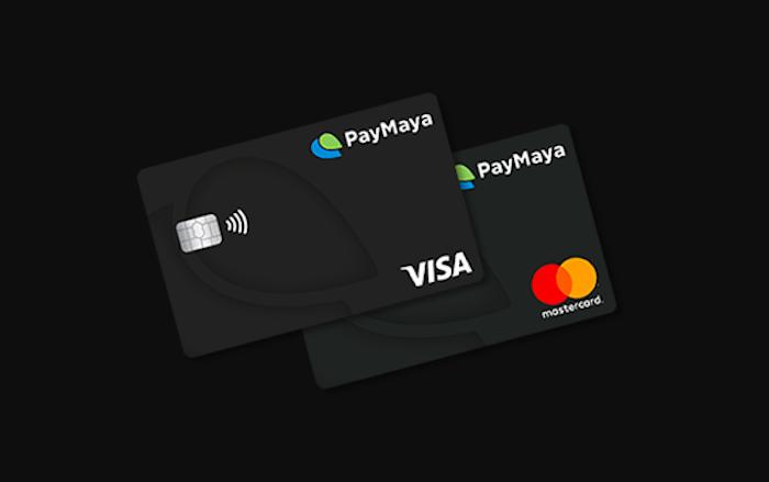 New PayMaya physical cards