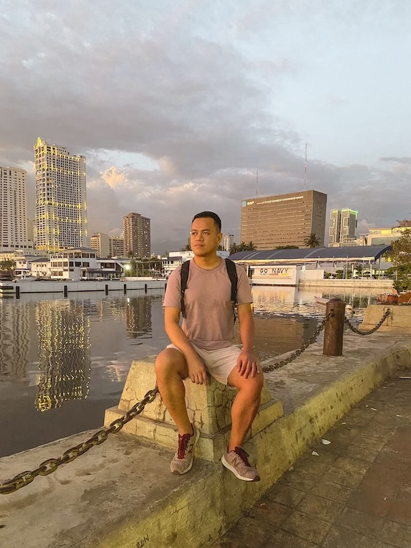 Photoshoot at Harbor Square in CCP Complex Pasay (Ian Limpangog)