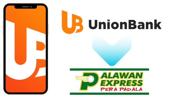 Send Money Online from UnionBank to Palawan Express