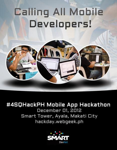 FourSquare Hack Philippines