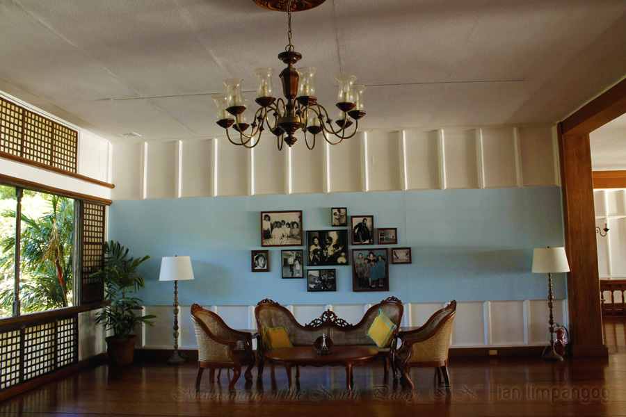 Inside Malacanang of the North Family Area