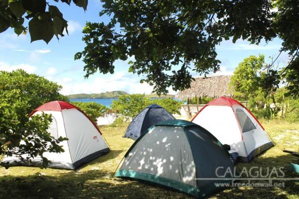 Calaguas Campers